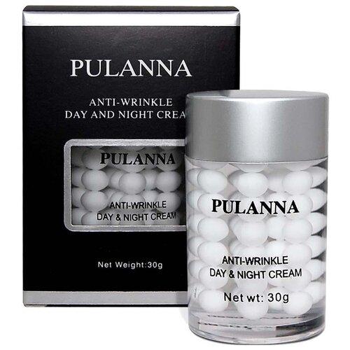 Крем PULANNA Day & Night Cream дневной-ночной для лица и век 30 г крем для рук pulanna pulanna mp002xw0fqz7