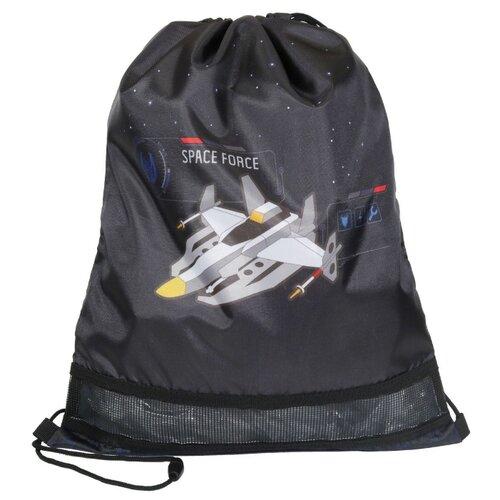 Купить MagTaller Мешок для обуви Space (31816-05) черный, Мешки для обуви и формы