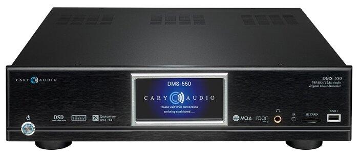 Сетевой аудиоплеер Cary Audio DMS-550 черный