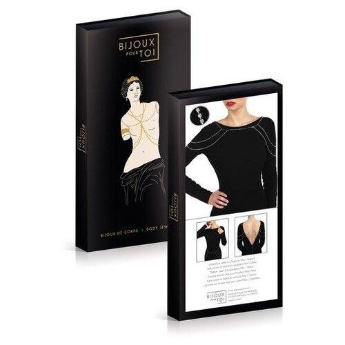 цена Bijoux pour Toi Украшение на плечи или бедра Mia Argent 7060070080 онлайн в 2017 году
