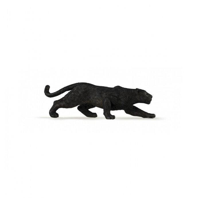 Фигурка Papo Чёрная пантера 50026