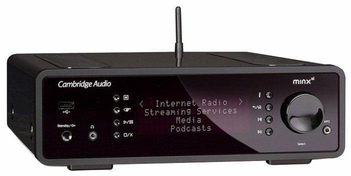 Сетевой аудиоплеер Cambridge Audio Minx Xi