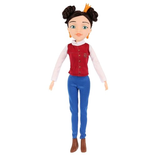 Купить Кукла Карапуз Царевны Даша, 29 см, 5PR-DASHA29-B, Куклы и пупсы