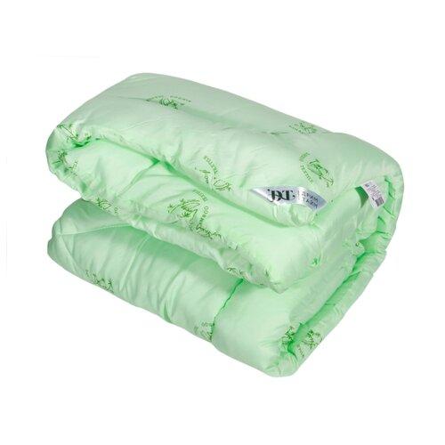 Одеяло DREAM TIME Бамбуковое волокно, всесезонное, 172 х 205 см (салатовый) одеяло relax wool всесезонное цвет светло бежевый 140 х 205 см