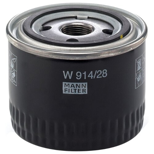 Масляный фильтр MANNFILTER W914/28