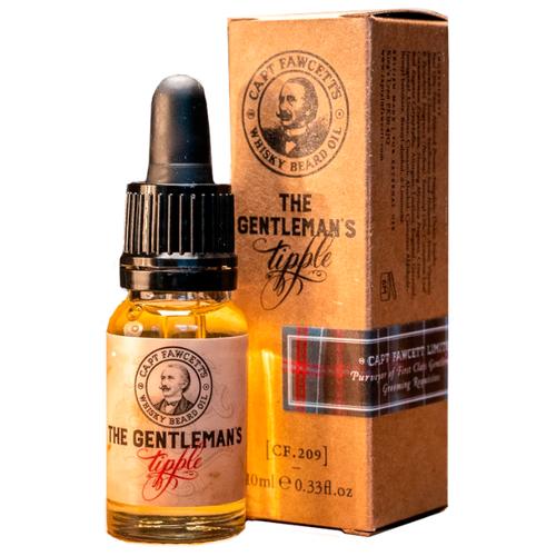Купить Масло для бороды Captain Fawcett Gentleman's Tipple Whisky 10 мл