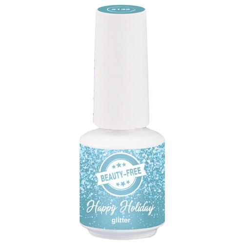 Купить Гель-лак для ногтей Beauty-Free Happy Holiday, 8 мл, снежинка