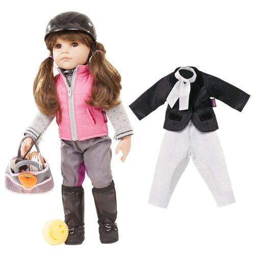 Купить Кукла Gotz Ханна наездница, 50 см, 1859087, Куклы и пупсы