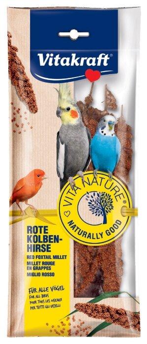 Лакомство для птиц Vitakraft из красного проса (21117)