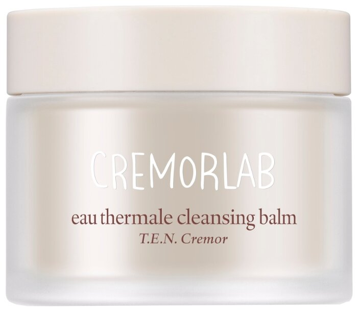 Cremorlab очищающий бальзам TEN Cremor Eau Thermale