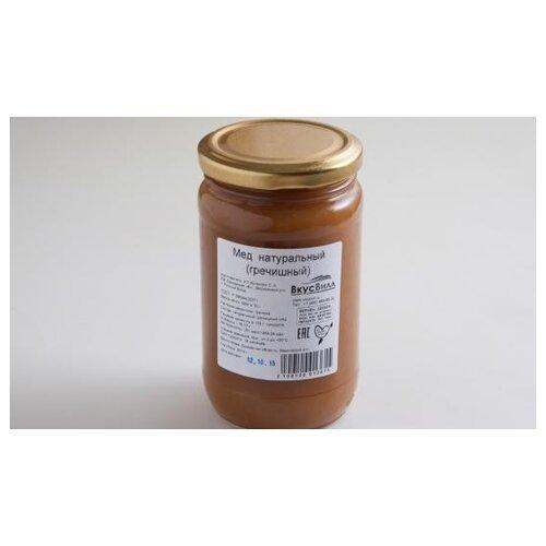 Мед ВкусВилл гречишный 500 г луговица мед натуральный гречишный 250 г