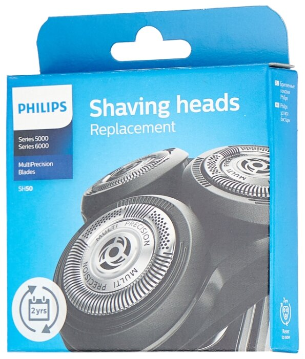 Бритвенный блок Philips SH50