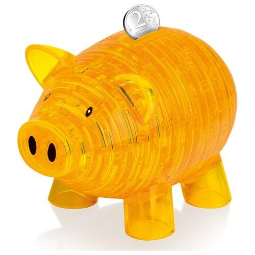 Купить Свинья желтая, Hobby Day, Головоломки