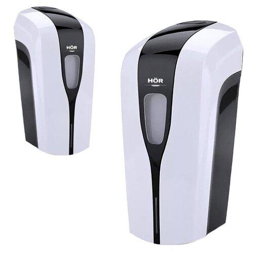 Автоматический дозатор для мыла/ дезинфицирующих средств (капля) HOR-1008