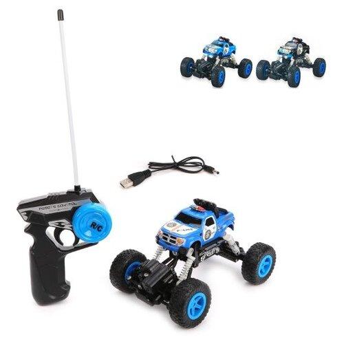 Купить Машина р/у Наша Игрушка 4 канала, свет, встроенный аккумулятор, USB шнур (6149H), Наша игрушка, Радиоуправляемые игрушки