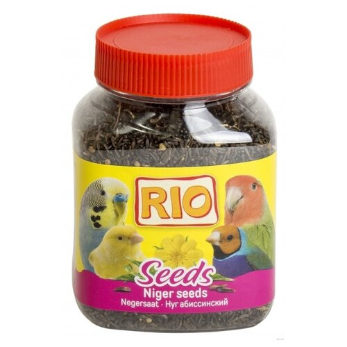 Лакомство для птиц RIO Абиссинский нуг 250 г