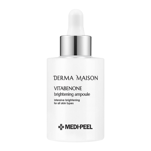 MEDI-PEEL Derma Maison Vitabenone Brightening Ampoule Ампульная сыворотка с витаминным комплексом для лица, 100 мл medi peel 5gf bor tox peptide ampoule сыворотка для лица с эффектом ботокса 30 мл