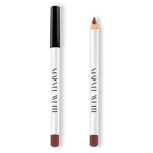 Купить Marvel Cosmetics White Карандаш для губ 422 VISLIA (Пыльное Дерево)