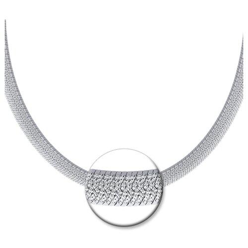 SOKOLOV Колье из серебра 94074580, 40 см, 21.52 г