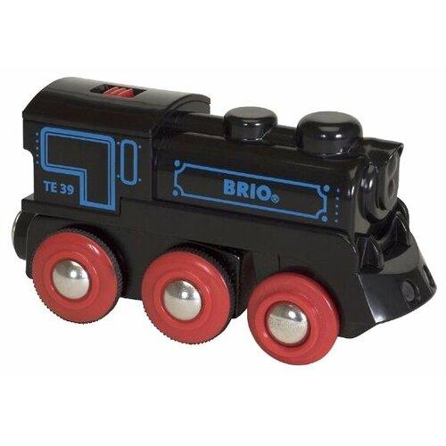 Brio Локомотив с аккумулятором, 33599, Наборы, локомотивы, вагоны  - купить со скидкой