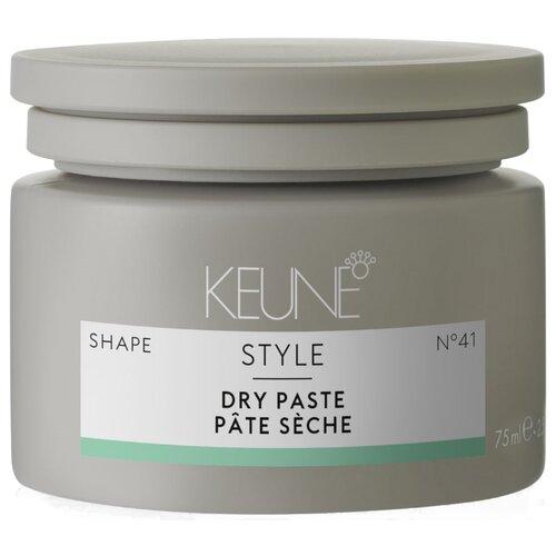 Купить Keune Сухая паста Style Dry Paste, средняя фиксация, 75 мл