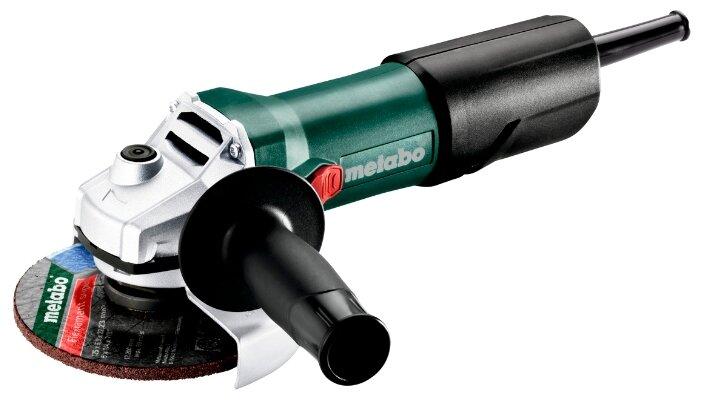 УШМ Metabo WEV 850-125, 850 Вт, 125 мм
