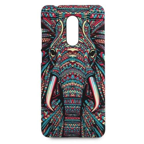 Купить Чехол Pastila Luxo Animals soft touch для Xiaomi Redmi 5 слон
