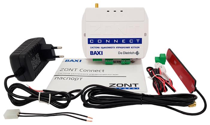 Блок управления BAXI ZONT Connect