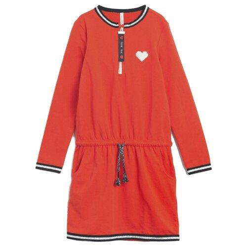 Платье COCCODRILLO размер 146, красный