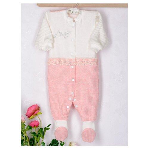 Купить Комбинезон Трия размер 62-68, розовый, Комбинезоны