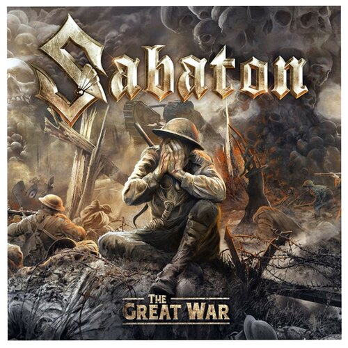 Sabaton. The Great War (CD)