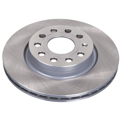 Комплект тормозных дисков передний Febi 22904 280x22 для Audi, SEAT, Skoda (2 шт.) комплект тормозных дисков передний febi 31767 241x19 для hyundai accent 2 шт