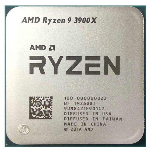 Процессор AMD Ryzen 9 3900X OEM цена 2017