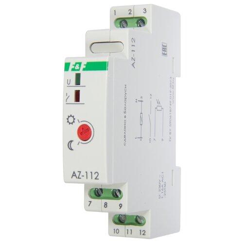 Фото - Сумеречный выключатель для распределительного щита F&F AZ-112 серый hx8861 f