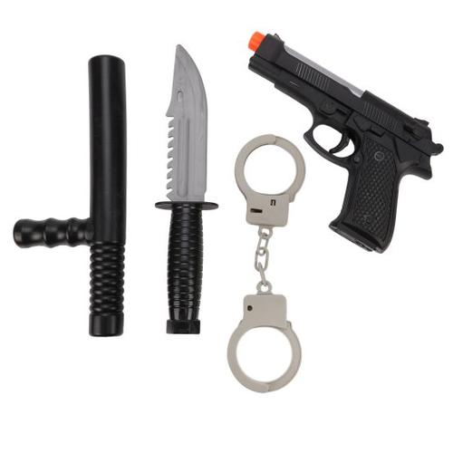 Купить Игровой набор Наша игрушка Полиция M0177, Полицейские и шпионы