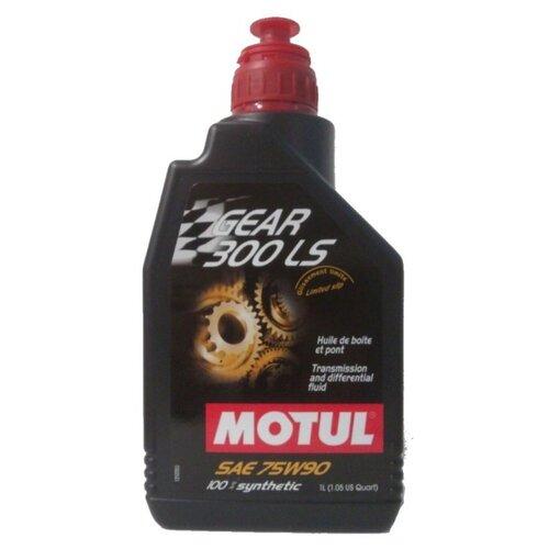 цена на Трансмиссионное масло Motul Gear 300 LS 75W-90 1 л