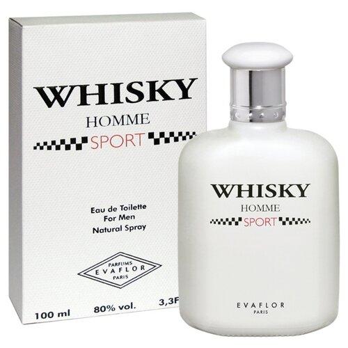 Купить Туалетная вода Evaflor Whisky Homme Sport, 100 мл