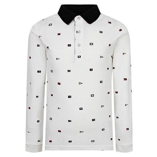Купить Поло Mayoral размер 92, белый, Футболки и рубашки