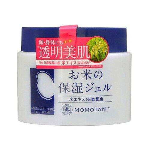 Крем для тела Momotani Увлажняющий с экстрактом риса, 230 г