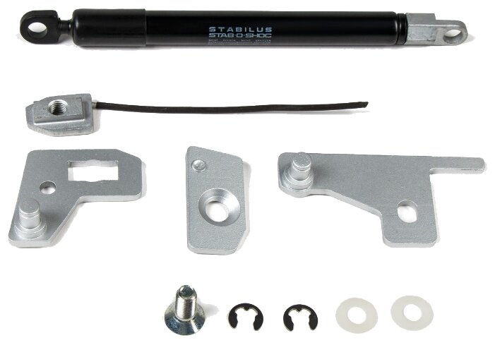 Амортизатор двери багажника RIVAL AB.ST.4010.1 для Mitsubishi L200