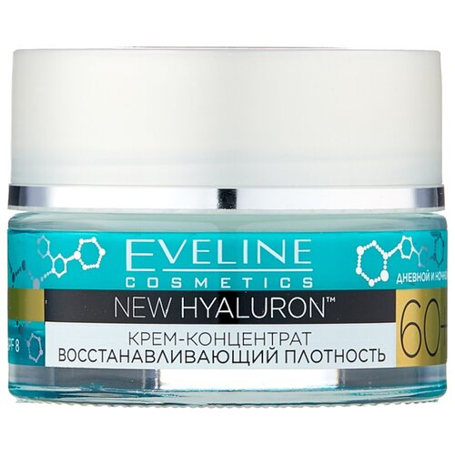 Крем Eveline Cosmetics New Hyaluron 60+ 50 мл new line cosmetics