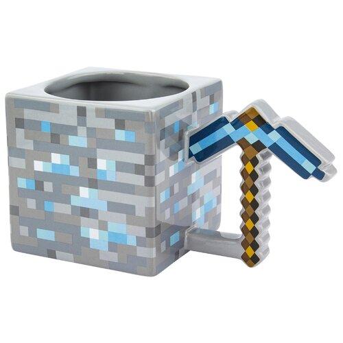 Кружка Minecraft Pickaxe Mug