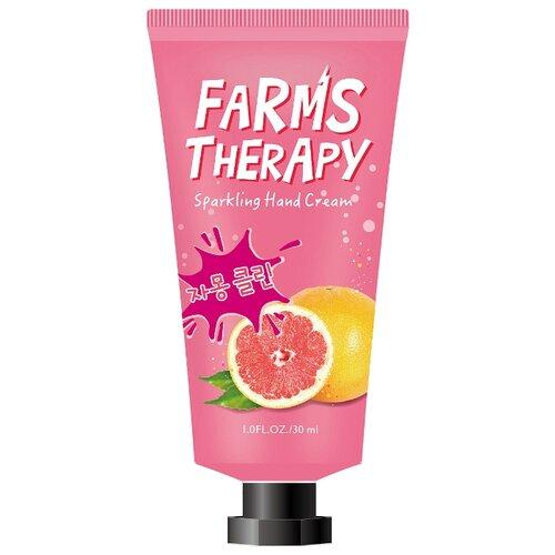 Крем для рук Farms Therapy Грейпфрут 30 мл крем для тела farms therapy farms therapy fa048lwenjy2