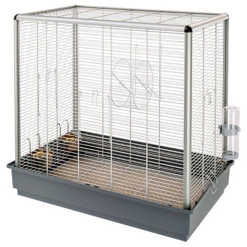 Клетка для грызунов Ferplast Scoiattoli KD 57014517 80х50х76.5 см черный