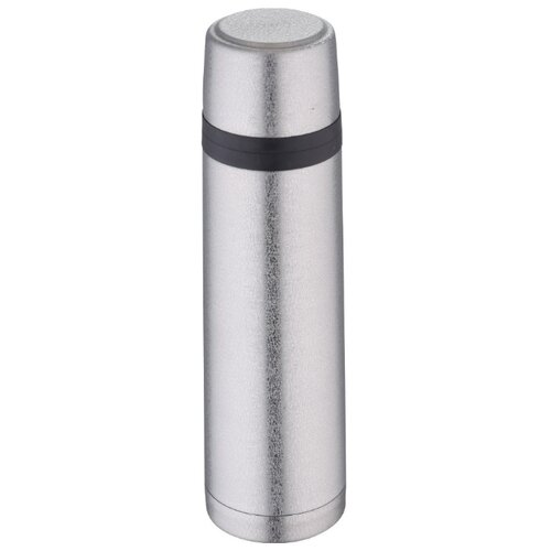 Классический термос Bergner Travel BG-37503-AA (0,75 л) серебристый сковорода bergner bg 7926 24 см темно серый
