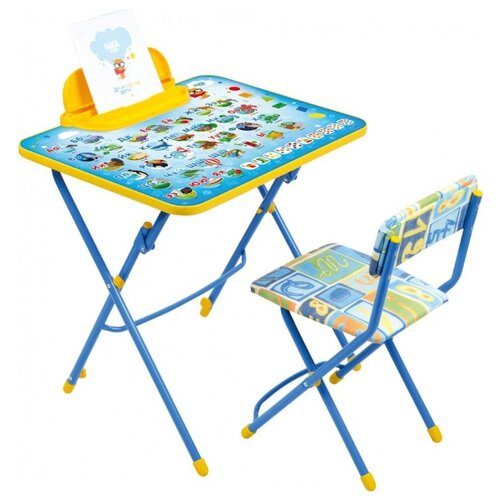 Комплект Nika стол + стул с