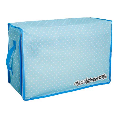 textura короб для хранения с крышкой 28 х 30 х 15 см home Textura Короб для хранения Home 30 х 45 х 20 см голубой