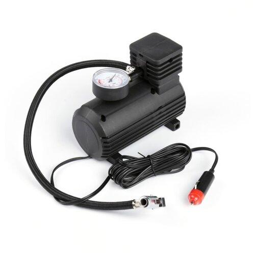 Автомобильный компрессор Torso ТК-102 черный