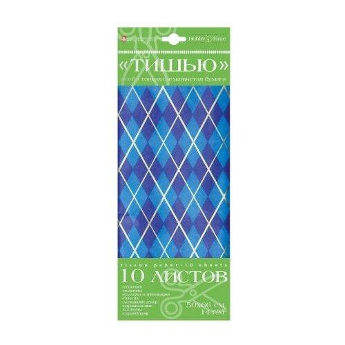 Бумага с орнаментом Тишью