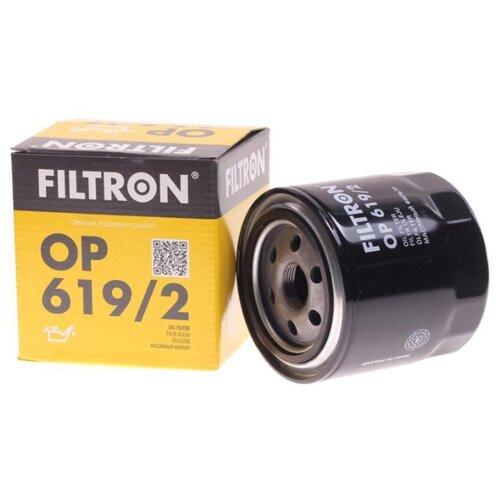 Масляный фильтр FILTRON OP 619/2